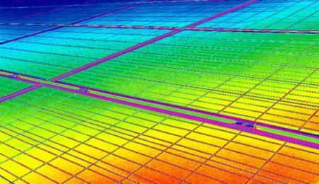 thermografie waermebildkamera photovoltaikanlagen